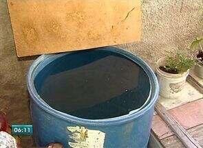 Sem água nas torneiras, moradores ficam sem carro pipa em Sooretama - Problema é enfrentado há meses no município do Extremo Norte capixaba.