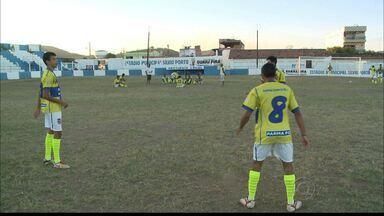 BDPB exibe série de reportagens sobre as condições dos estádios na PB - Veja como a seca tem influenciado a qualidade do gramado em Guarabira.