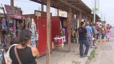Reforma de 500 abrigos de ônibus será suspensa em Manaus, diz Seminf - SeminfSuspensão temporária também afeta 20 terminais de fim de linha.Obra no Terminal de Integração da Cachoeirinha (T2) terá mudanças.