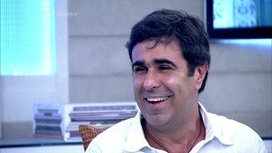 Orã Figueiredo fala sobre seu personagem em 'Totalmente Demais' - O ator morou no Bairro de Fátima, assim como seu personagem Hugo