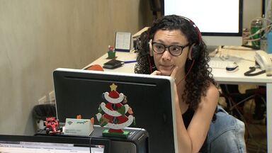 Encontro reúne profissionais da área de propaganda em Salvador - O evento também foi marcado pela posse da nova diretoria da Associação Baiana do Mercado Publicitário.
