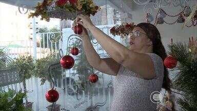 Enfeites natalinos estão mais caros, mas piauienses pesquisam para manter tradição - Enfeites natalinos estão mais caros, mas piauienses pesquisam para manter tradição
