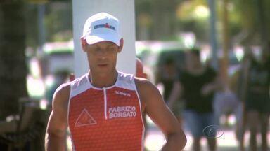 Carlos Falcão foi o primeiro alagoano a conseguir uma vaga para o Iron Man - Atleta busca apoio para disputar a competição que será realizada no Havaí.
