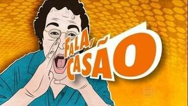 Fala, Casao! Comentarista responde convidados ilustres no Globo Esporte - Fala, Casao! Comentarista responde convidados ilustres no Globo Esporte