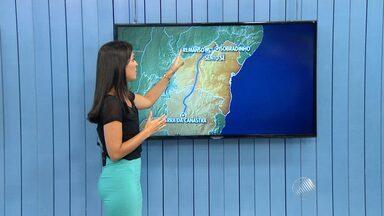 Reserva de Sobradinho chega a 1,1% da capacidade; veja na previsão do tempo - Saiba como fica o tempo no estado.