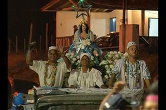 Iemanjá recebe homenagens na Praia Grande, em Outeiro - Celebração é realizada há 42 anos.