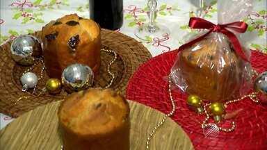 Aprenda a fazer um 'bolotone' para o Natal - Receita é rápida e prática; confira.