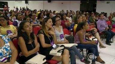 4ª Conferência Estadual de Políticas para Mulheres define delegada representante do Piauí - 4ª Conferência Estadual de Políticas para Mulheres define delegada representante do Piauí