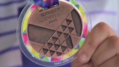 Paratletas de MT conquistam cinco medalhas nas Paralímpiadas Escolares - Paratletas de MT conquistam cinco medalhas nas Paralímpiadas Escolares