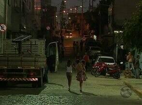 Cidade Real aguarda avaliação de moradores sobre a Rua Topázio - Via já está funcionando em mão única.