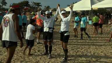 Atletas participam da Meia Maratona da Conceição em Aracaju - Atletas participam da Meia Maratona da Conceição em Aracaju