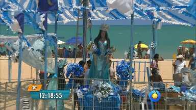 Homenagens a Iemanjá em João Pessoa - Veja como é a programação das homenagens à Rainha do Mar.