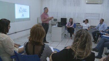 Projeto 'Calçada Legal' é apresentado para órgãos públicos de Porto Velho - Objetivo é conseguir apoio para padronizar as calçadas dos município.
