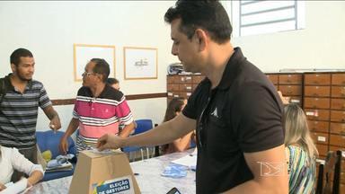Eleições para escolha dos novos gestores escolares é realizada em São Luís - Participaram das eleições os alunos, pais, professores e funcionários de escolas públicas.