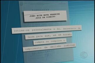 Prefeito de Uberlândia precisa recorrer a habeas corpus preventivo para não ser preso - Ação judicial exigia que Município oferecesse leite especial a 3 crianças.Gilmar Machado procurou a Justiça para não ser conduzido à Delegacia.