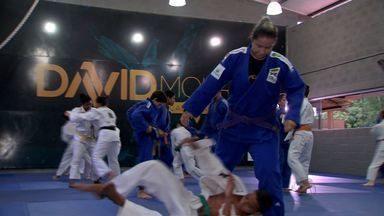 Judoca de Mato Grosso é convocada para a seleção - Priscila Souza vai representar o país
