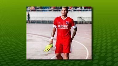 Jael fala sobre jogo beneficente e carreira na China - Atacante está em Cuiabá para jogo na Arena Pantanal