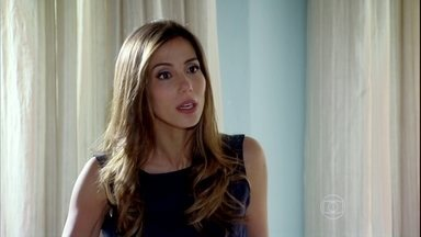Duda desabafa com Chiara sobre seu encontro com Raj - Ela confessa que tinha esperanças, mas que se decepcionou ao ver o ex feliz