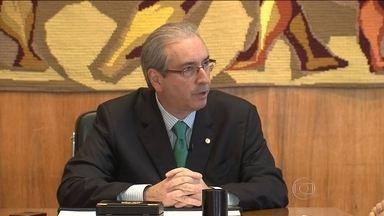 Veja trajetória do processo que pode cassar o mandato de Eduardo Cunha - Processo no Conselho de Ética começou dia 13 de outubro, há quase dois meses. Eduardo Cunha diz que está se defendendo legalmente.