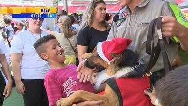 Voluntários se mobilizam para fazer natal para crianças em Porto Alegre - Assista ao vídeo.