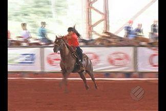 Competição reúne os melhores montadores de cavalos do Pará - A modalidade em disputa é o tambor baliza, que vem crescendo no estado.