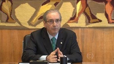 Procurador-geral pede ao STF o afastamento de Eduardo Cunha da Câmara - O pedido de Rodrigo Janot é em tom duríssimo e ainda por cima traz uma nova denúncia contra Cunha, a de que cobrava para liberar verbas oficiais para empresas privadas.