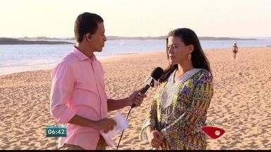 Praias do Espírito Santo estão há 9 meses sem monitoramento - Vitória é a única cidade da Grande Vitória que continua análise semanal.