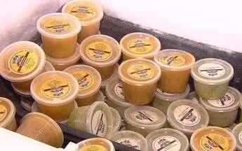 Goiana lucra vendendo polpas de suco detox - Empresária fatura até R$ 18 mil por mês vendendo as polpas saudáveis em Goiânia.