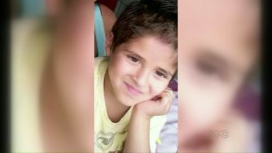 Menino de quatro anos morre atropelado no dia de seu aniversário - O acidente foi no sábado em São Jorge do Oeste, no sudoeste.