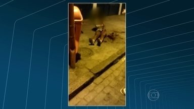 Dois travestis baleados em Madureira - Polícia investiga o que motivou o crime.