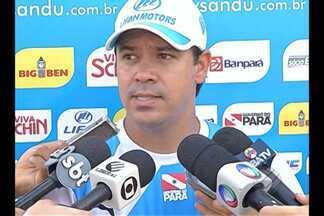 Dado Cavalcanti fala de planos para o Paysandu em 2016 - Treinador do Papão espera levar o time às conquistas na temporada.