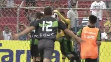Araxá e América-MG vencem e avançam para a terceira fase da Copa São Paulo - Mineiros seguem na disputa pelo título da competição sub-21