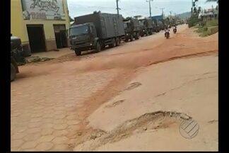 Exército e Força Nacional realizam operação para desocupação de terra indígena. - A reserva indígena Apyterewa fica próxima da cidade de São Félix do Xingú.