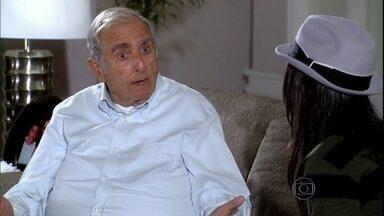 Cadore desconfia de Maya e Raj - Sheila comenta que Melissa não quer assumir a doença de Tarso