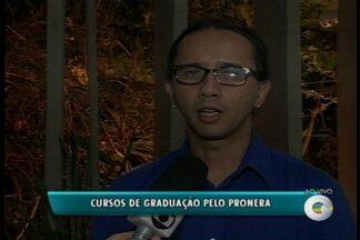 Univasf está com inscrições abertas para cursos de graduação pelo Pronera - São 100 vagas para dois cursos de Licenciatura do Programa Nacional de Educação na Reforma Agrária