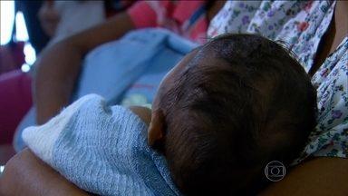 Estudo mostra possível ligação entre microcefalia e problemas de visão - Metade dos bebês avaliados em Pernambuco teve a ligação com o zika confirmada. Deste grupo, 40% apresentaram alterações no nervo ótico e na retina.