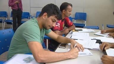 Inscrições para a Copa Rede Amazônica de Futsal encerram em 2h - Foram distribuídas 220 senhas para equipes masculinas e 32 para femininas.