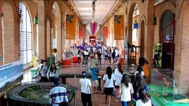 Museu Catavento tem programação especial de férias - No mês de janeiro, o museu oferece atividades lúdicas, jogos e oficinas. A programação é recomendada para crianças entre 5 e 12 anos.