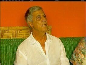 Mário Tricano fala sobre possibilidades de assumir a prefeitura de Teresópolis, no RJ - Mário comentou a situação financeira e da saúde do município.