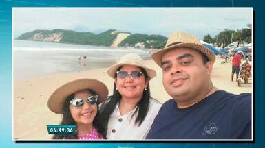 Telespectadores pariticipam da campanha de férias do Bom Dia Ceará - Saiba como participar no portal de notícias da TV Verdes Mares.