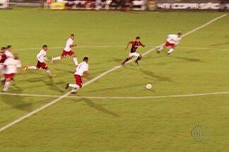 Flamengo vence com dificuldade o RB Brasil pela Copa SP de Futebol Júnior - A equipe carioca continua como favorita no campeonato.