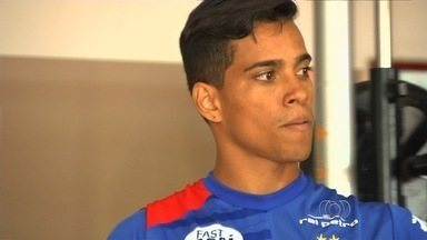 Wendell Lira tem presença confirmada em amistoso do Vila - Atacante vencedor do Prêmio Puskás estará em campo contra o Vilaboense neste sábado.