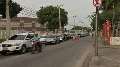 Prefeitura vai implantar Via Binário no Bairro Parangaba, em Fortaleza - Confira a reportagem de Tereza Tavares.