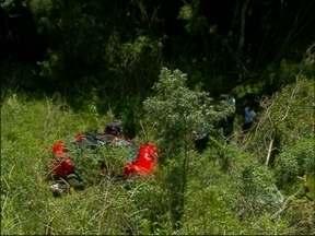 Gêmeos que sobreviveram a acidente na BR 386 seguem em estado grave - Os pais e a avó das crianças morreram