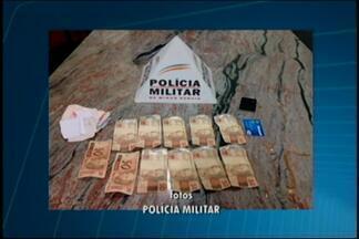Mulher é detida após furtar dinheiro e cordão de ouro em Itapecerica - Idoso de 70 anos segurou a suspeita até a chegada da PM.
