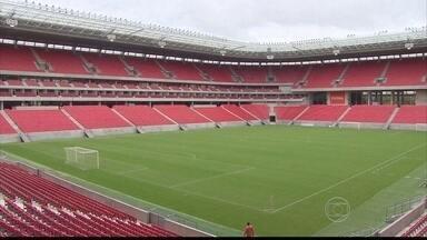 Clubes de PE terão que padronizar os estádios por conta da determinação da CBF - Clubes de PE terão que padronizar os estádios por conta da determinação da CBF