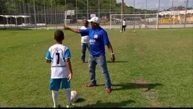 Equipes se preparam para a final da Taça Recife de Comunidades - Equipes se preparam para a final da Taça Recife de Comunidades