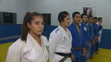 Judocas do AM conseguem recurso de Bolsa Atleta na Justiça - Irmãos Barbosa e outros atletas não recebiam benefício. Por meio de liminar, desembargadora determinou apoio da Prefeitura de Manaus.