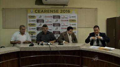 Guarany de Sobral é excluído do Campeonato Cearense - Por falsificar documento, clube foi rebaixado para a segunda divisão cearense.