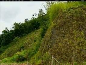 Barreiras de contenção usam elementos naturais para evitar novos deslizamentos na Serra - Tragédia na Região Serrana do Rio completou 5 anos nesta semana.